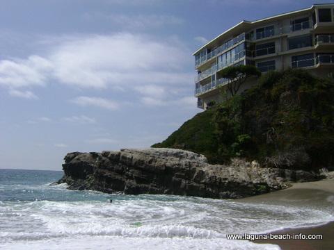 Table Rock Beach, Laguna Beach, California