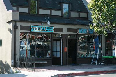 Thalia Surf Shop, Laguna Beach, Ca