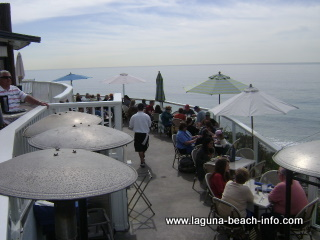 The Cliff Restaurant Outdoor Cuisine Dining, Laguna Beach Restaurants