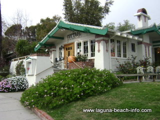 The Cottage Historic Cuisine Dining, Laguna Beach Restaurants