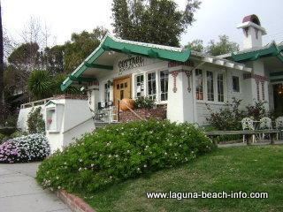The Cottage, Laguna Beach Dog Friendly Restaurant