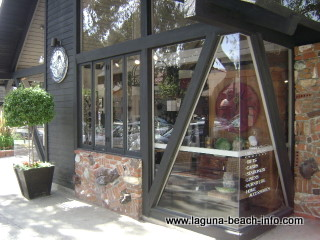 The Laguna Colony Company Gift Store, featuring sophisticated gifts, candles, fragrances, jewelry, and furniture, Laguna Beach Shops, Laguna Beach, California