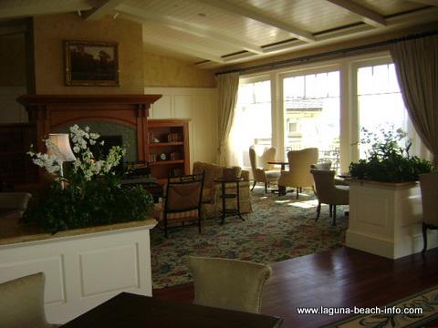 Lobby The Montage Laguna Beach Resort