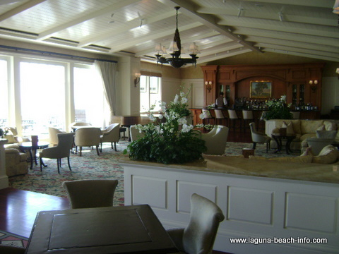 Lobby at The Montage Laguna Beach Resort