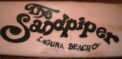 The Sandpiper Bar, Local Nightlife, Laguna Beach Club