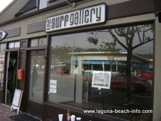 the surf gallery, laguna beach art galleries