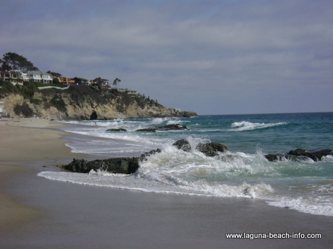 Thousand Steps Beach, 1000 Steps Beach, Laguna Beach, California