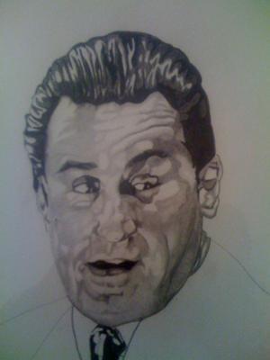 pencil Sketch by Tim Popal