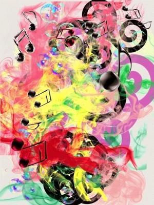 Music Smoke by Todd Amen