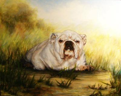 Tony Goodwin, Portraits of Your Pet, Laguna Beach Artist