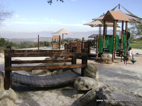 Top of the World Park in Laguna Beach, California