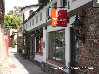 marc whitney gallery, laguna beach art galleries