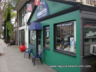 world of earth footwear shoe store, laguna beach shops