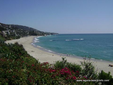 Aliso Beach: Laguna Beach, California