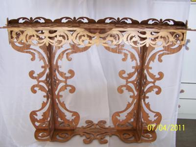 Woodwork Art <br>by Kim Fasheh